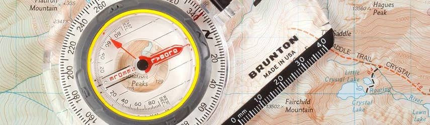 Compass, Navigation and Wayfinding