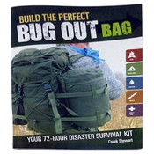 Build The Perfect Bug Out Bag Book