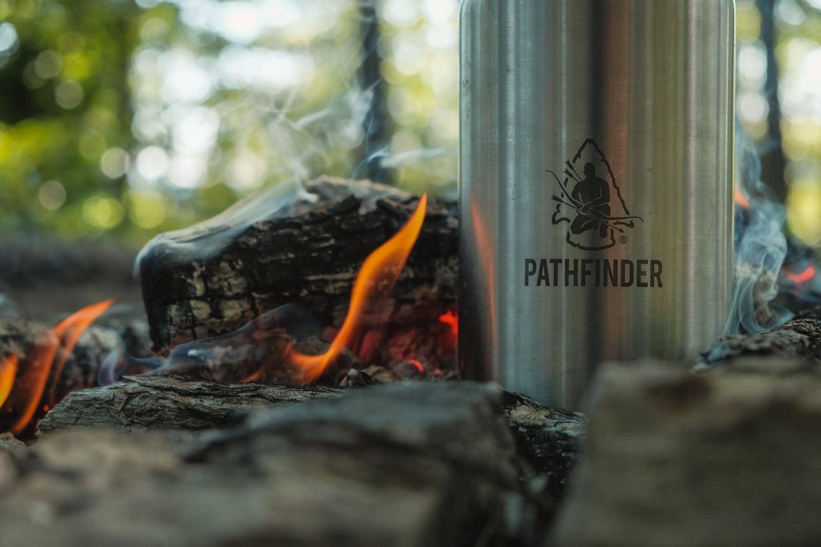 Pathfinder SS 32 oz. Bottle-Cup