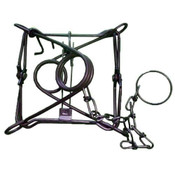 Number 160 Double Spring Body Grip Trap