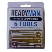 Readyman Hostage Escape Card