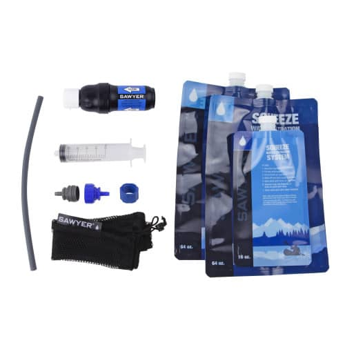 Sawyer Squeeze Water Filter Kit SP 131