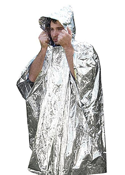 UST Survival Poncho - Reflective