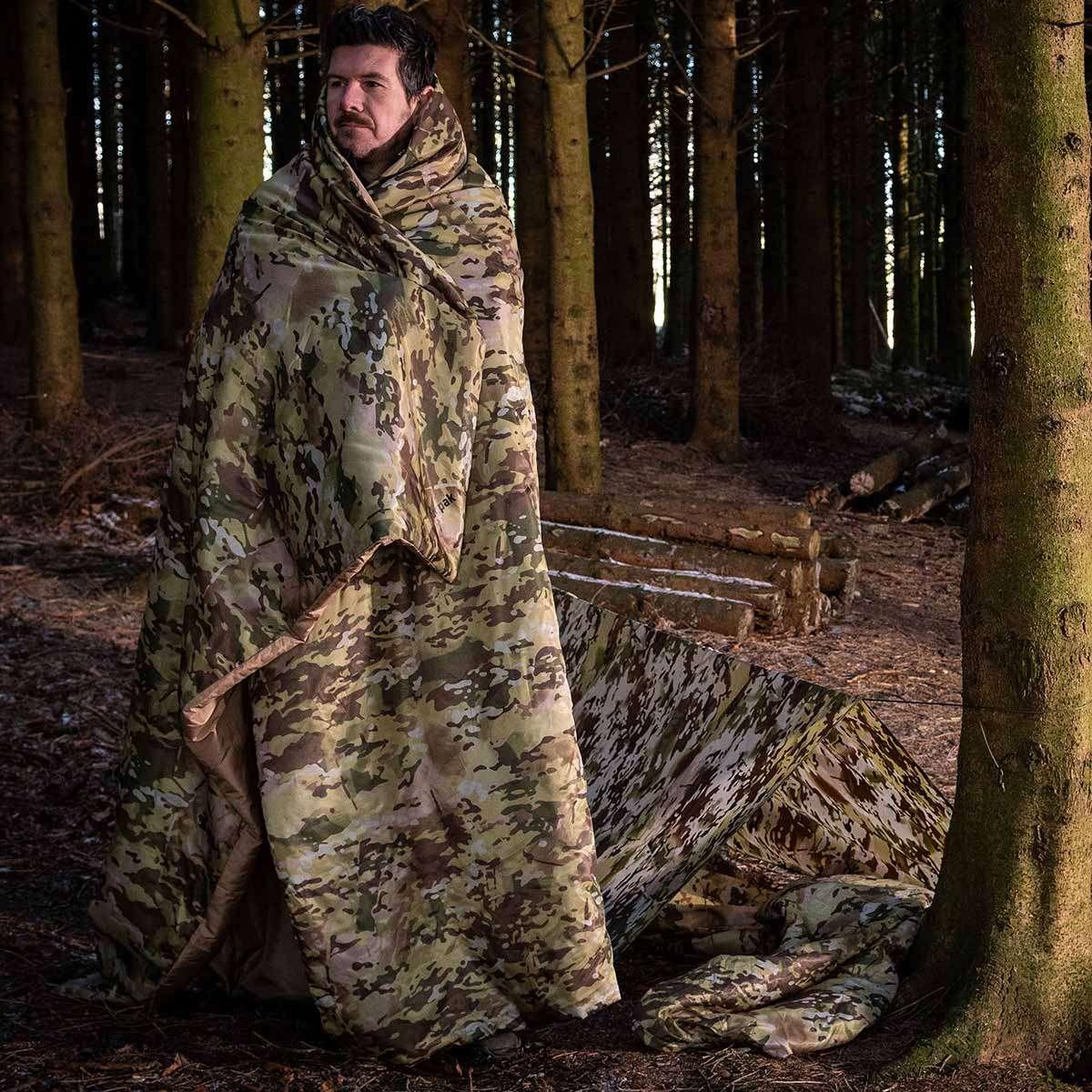 Snugpak Jungle Blanket Terrain