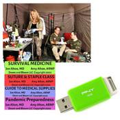 Doom & Bloom First Aid Education USB Set