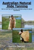 Australian Natural Hide Tanning DVD