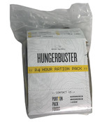 The Hungerbuster Combo MRE Ration Pack