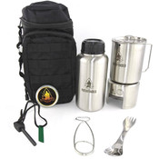 Pathfinder Bottle Cooking Kit 32oz with Black GEN3 Bottle Bag
