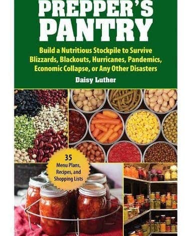 Preppers Pantry Book