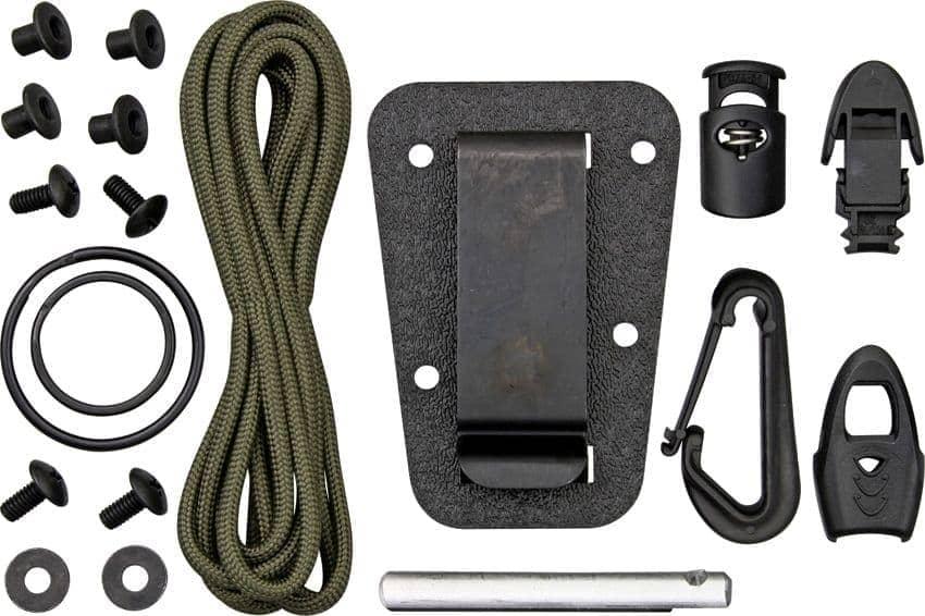 Esee Izula Tactical Kit Black