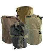 PNW Bushcraft Waxed Canvas Cedar Bags