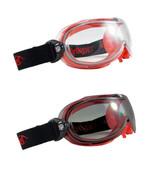 Bandit III Firestorm Anti-Fog Goggles