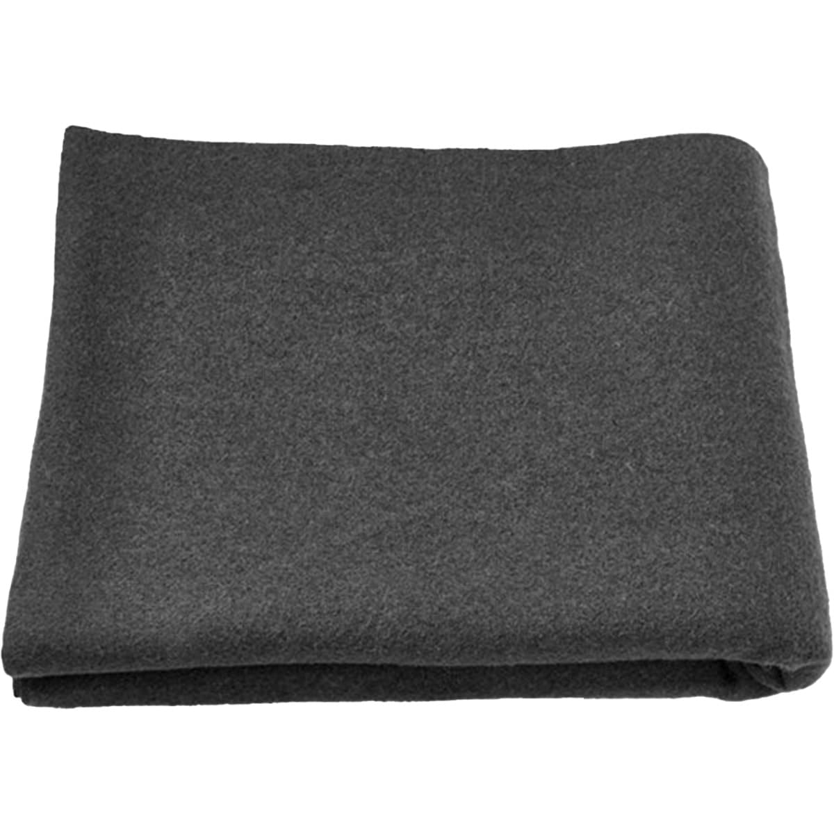 Personal Protection Wool Fire Blanket - Black