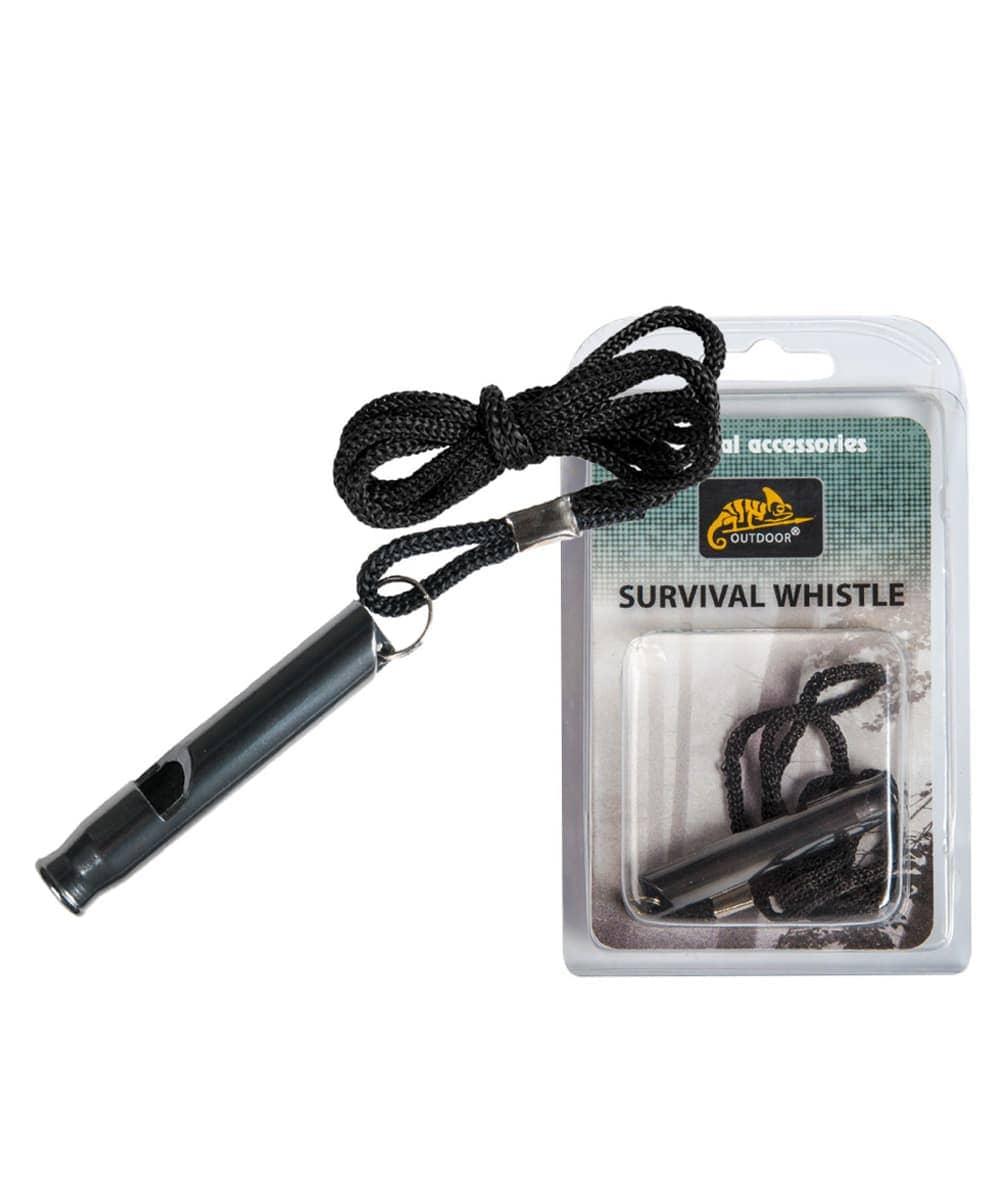 Helikon-Tex Survival Whistle Aluminium