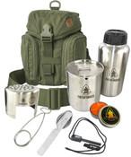 Pathfinder Bottle Cooking Kit Helikon OD Bag