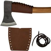 Helko Werk Leather Axe Overstrike Protector