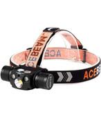Acebeam H30 6500K + RED/GREEN Headlamp