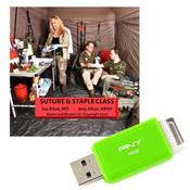 Doom & Bloom Suture & Staple Class USB
