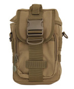 Pathfinder Molle Shoulder Bag Coyote