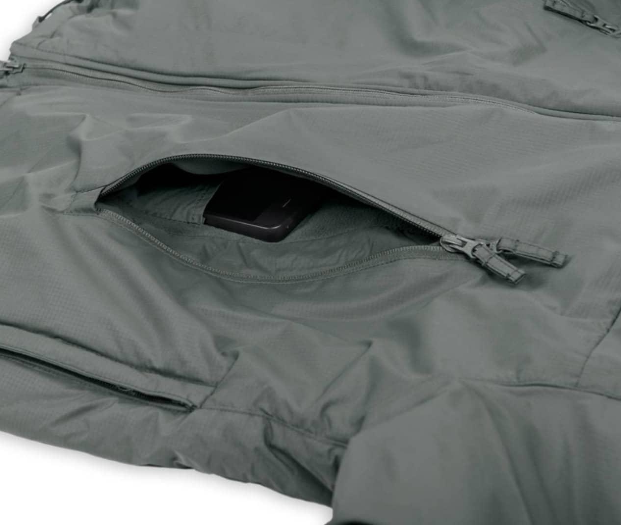 Helikon-Tex Husky Tactical Winter Jacket Climashield Apex