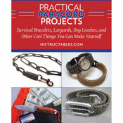 Practical Paracord Projects Hardback Book