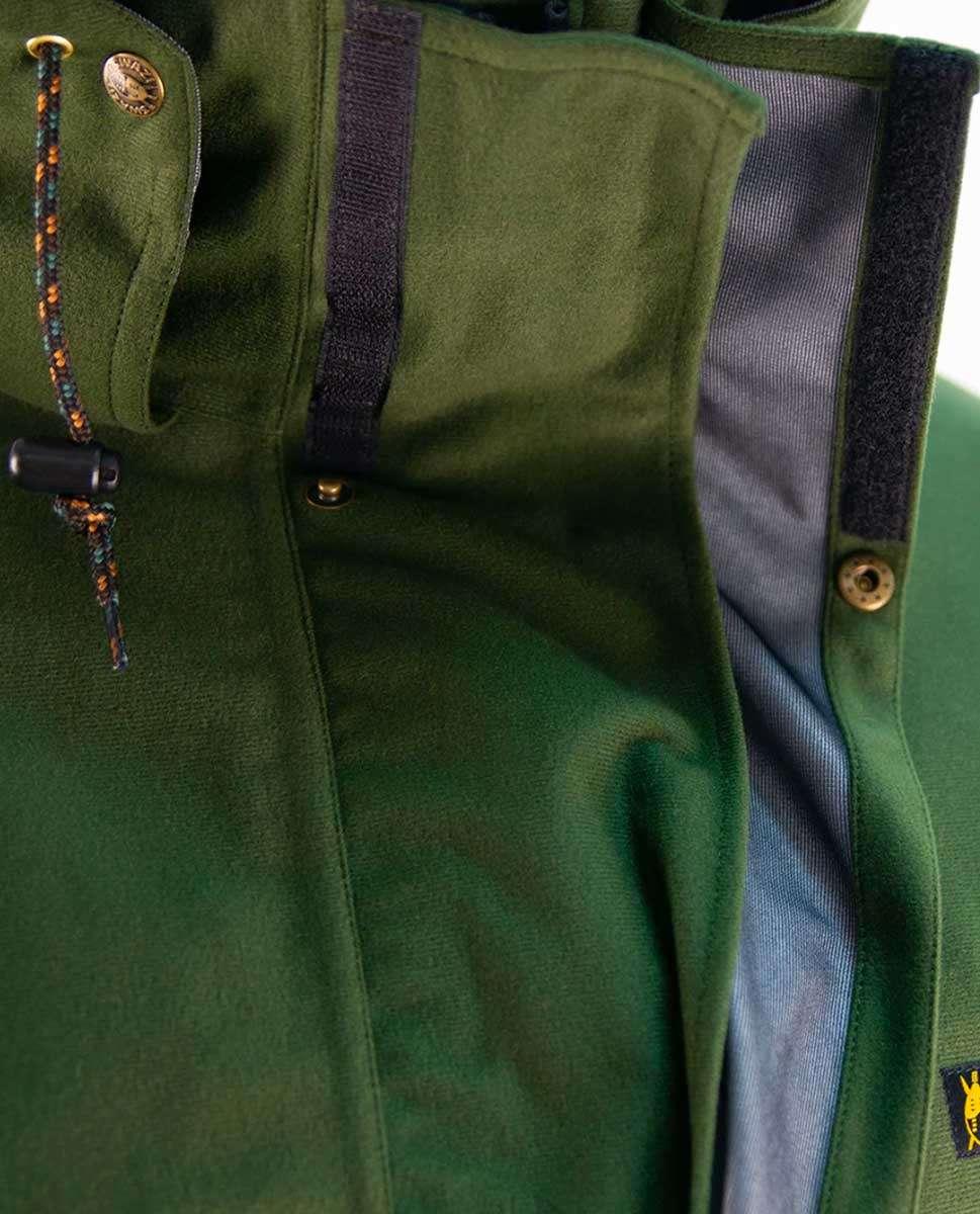 Swazi Wapiti Men's AEGIS® Coat