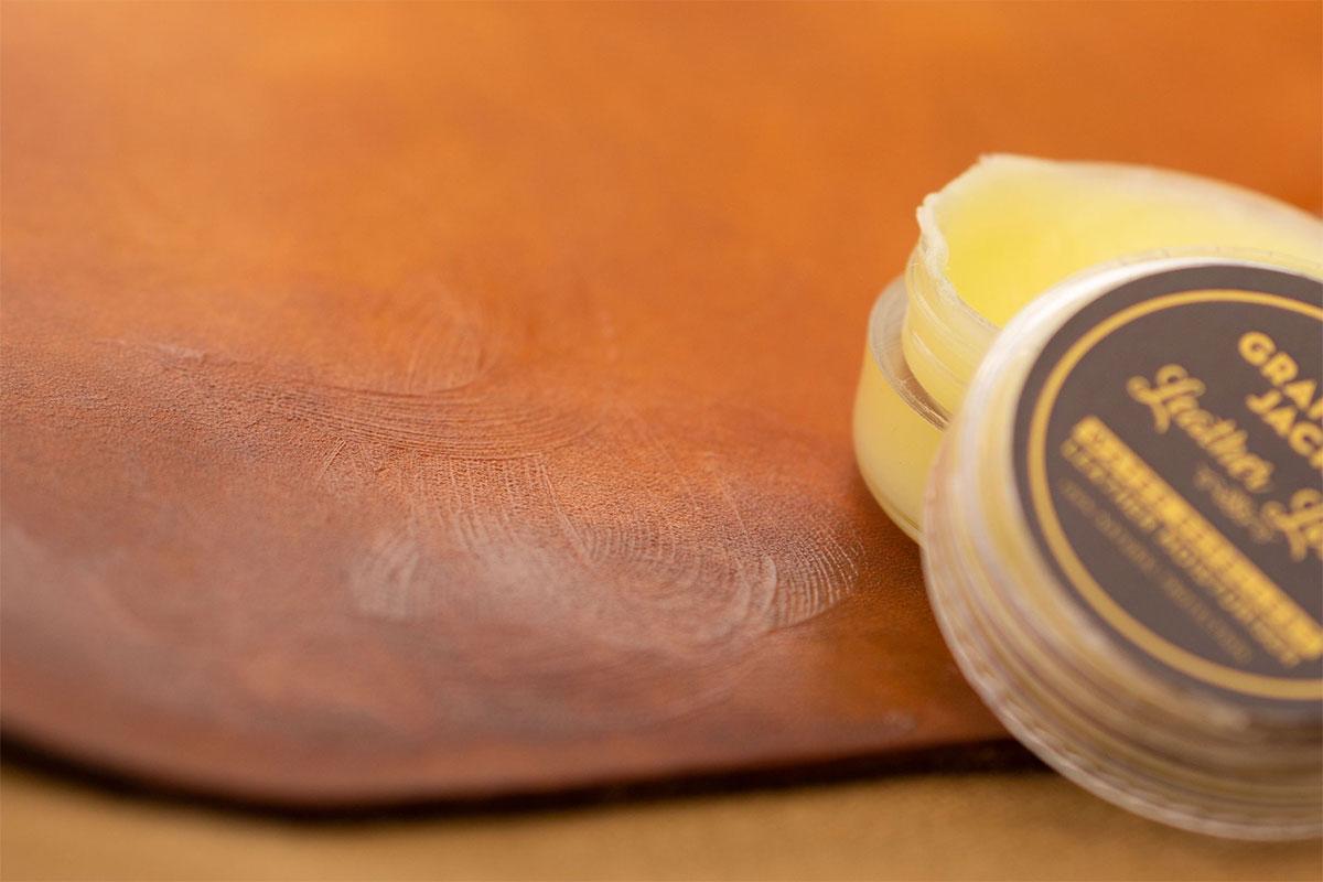 Granddad Jack's Leather Lotion