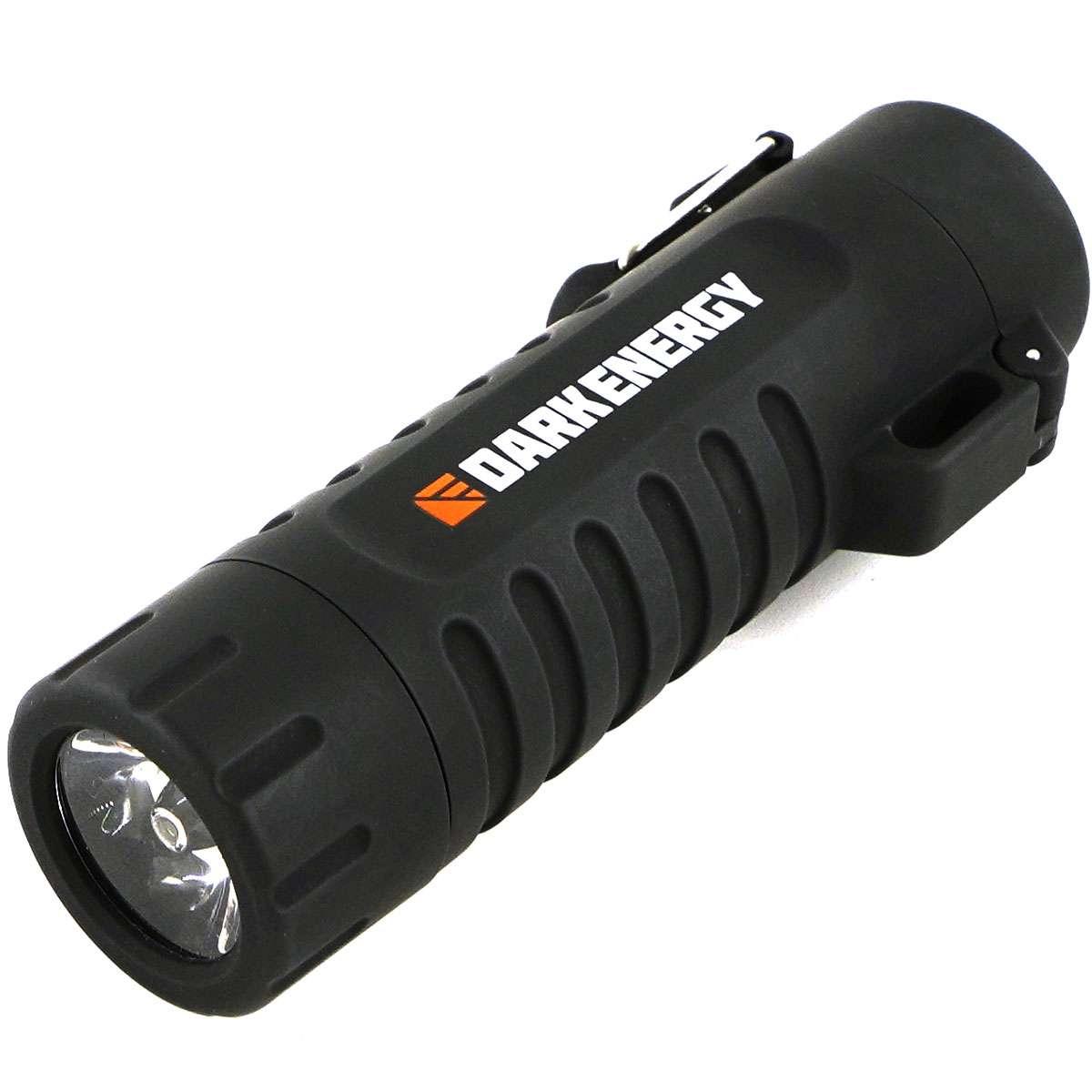 Dark Energy Plasma Lighter & Flashlight