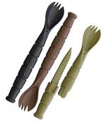 KA-BAR Field Kit Spork/Knife 3 Pack