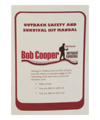 Bob Cooper Outback Survival Kit Manual