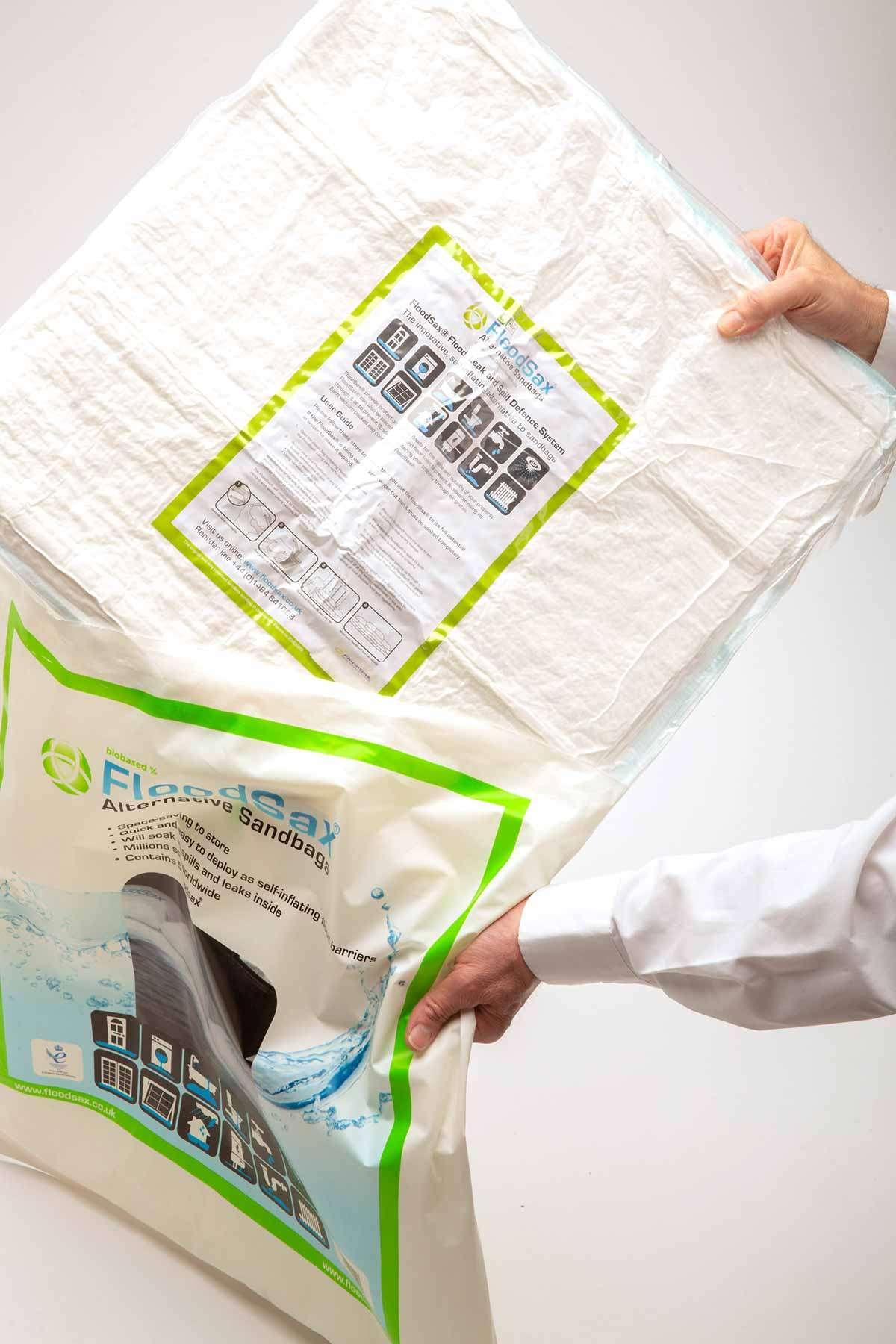 FloodSax Instant Sandbag 20 Pack